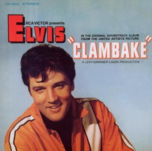 Presley Elvis Elvis Presley Clambake Cd