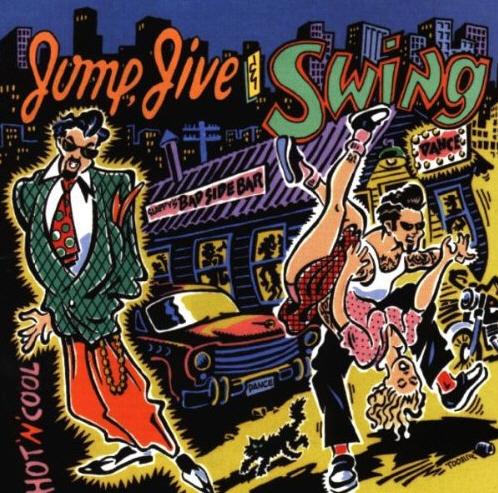 Don Thornton Cadillac >> Jump, Jive & Swing - VA - CD